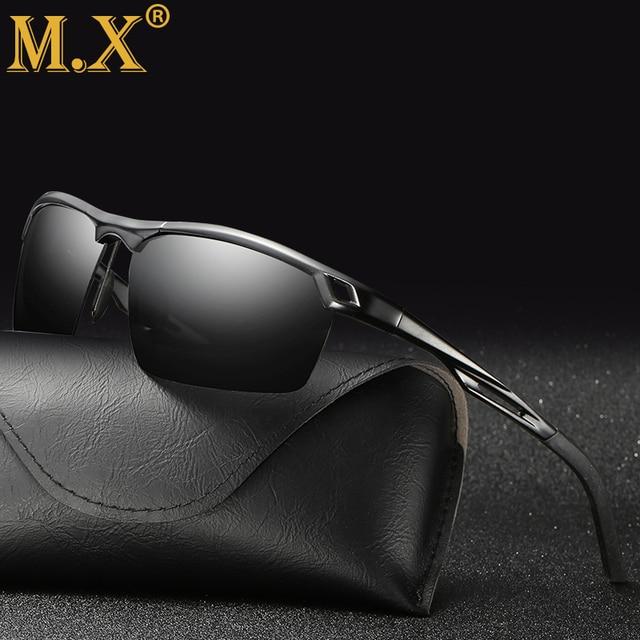 2019 رجل الاستقطاب ليلة القيادة النظارات الشمسية الرجال العلامة التجارية مصمم عدسات صفراء اللون للرؤية الليلية نظارات للقيادة نظارات تقليل وهج