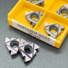 MMT22ER 22IR 16ER 16IR 11IR 11ER AG55   AG60 VP15TF ER6020 US735 CNC thread milling cutter Carbide tool