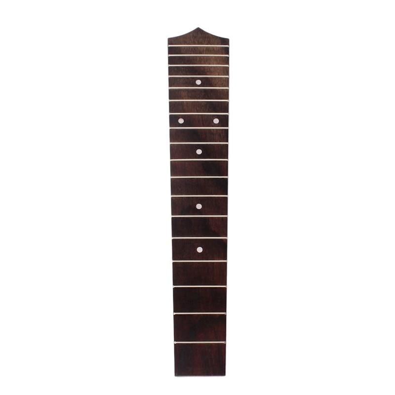 24 Inch Concert Ukulele Fretboard With 18 Frets For Concert Ukulele Guitar Replacemen