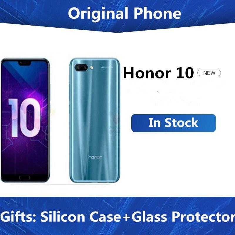 Сотовый телефон Honor 10, экран 5,84 дюйма 2280x1080P, восьмиядерный процессор, сканер лица, поддержка NFC, на базе Android 8.1, аккумулятор 3400 мАч|Смартфоны и мобильные телефоны|   | АлиЭкспресс