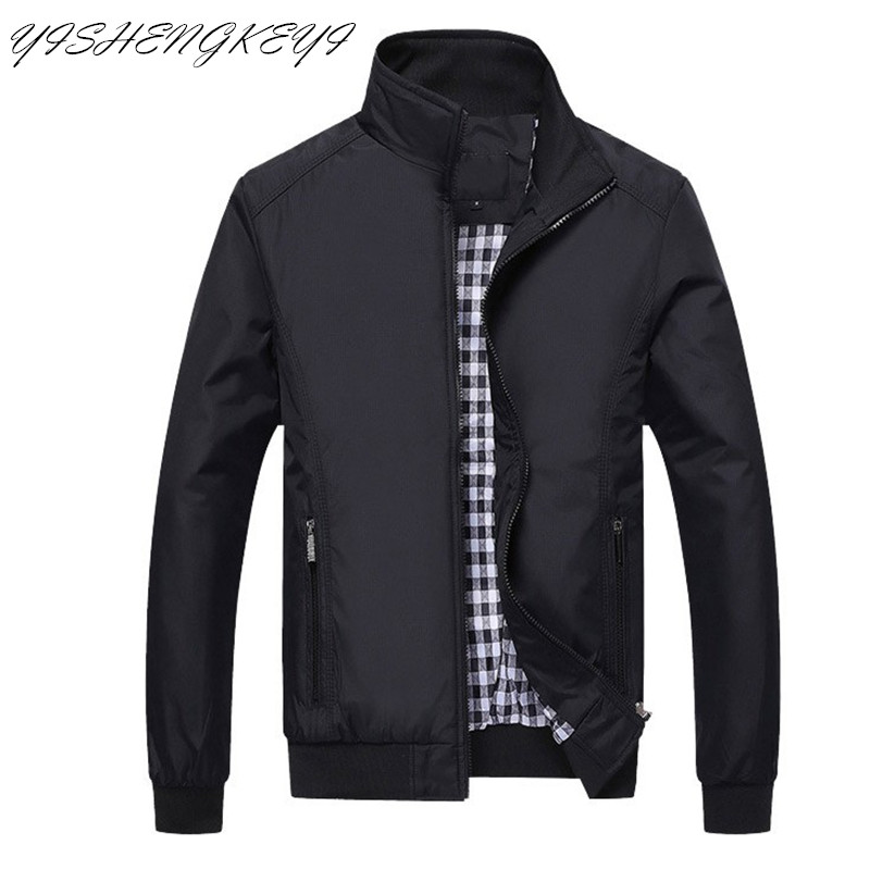 Novo casaco de moda masculina casual solto jaqueta esportiva bomber jaqueta masculina jaquetas e casacos masculinos tamanho grande M-5XL