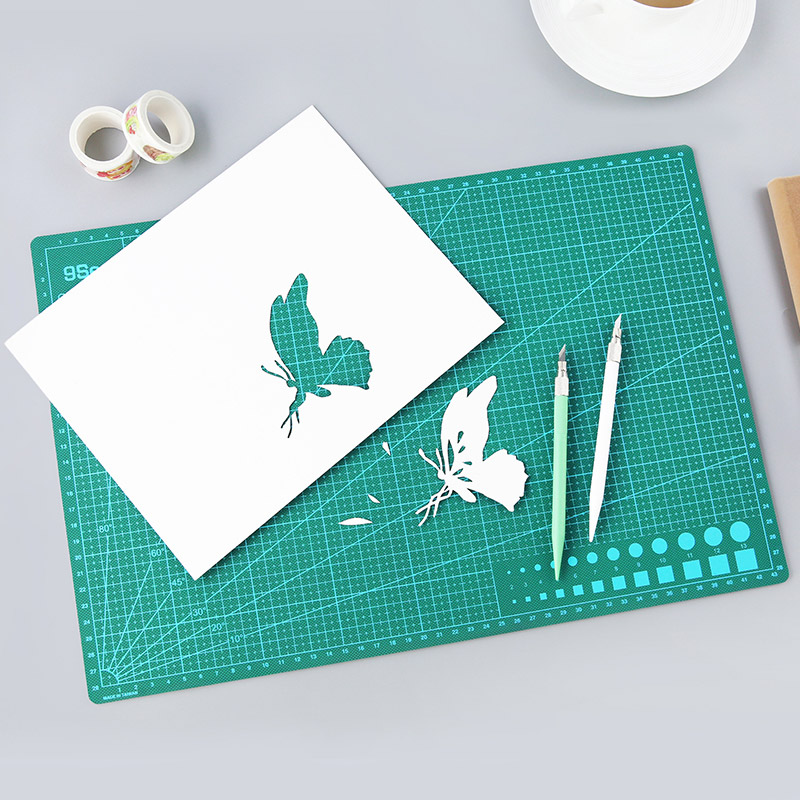 A5-A4-A3-Leather-Craft-Cutting-Mat-Board-Engraving-Soft-Pad-Hand-Writing-Plank-3mm-Thickness (3)