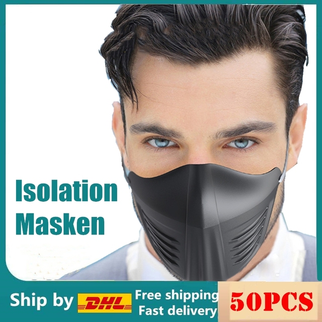 Anti-saliva Mask Face Shields Safety Protective Anti-fog Isolation Full Protective masks Saliva Spread Spray-proof  Mouth Mask