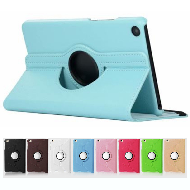 For Xiaomi Mi Pad 4 Plus 360 Rotating Case Tablet PU Leather Flip Cover MIPAD 4 Plus Sleeve 10.1