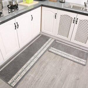 Bubble Kiss 2020 Nordic Style Geometric Pattern Kitchen Mat Non-slip Modern Minimalist Kitchen Mats Home Decor Floor Mats