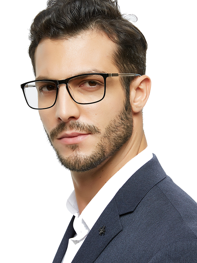 Magnifying-Eyewear Lunette Reading-Glasses Computer CHIAR OCCI Transparent Blue Blocking