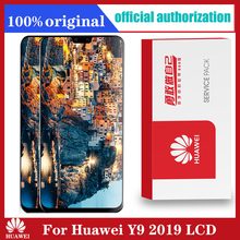 6.5 Original LCD with Frame Replacement for HUAWEI Y9 2019 / Enjoy 9 Plus Display Touch Screen Digitizer Assembly