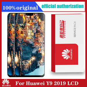 Image 1 - 6.5 Original LCD with Frame Replacement for HUAWEI Y9 2019 / Enjoy 9 Plus Display Touch Screen Digitizer Assembly