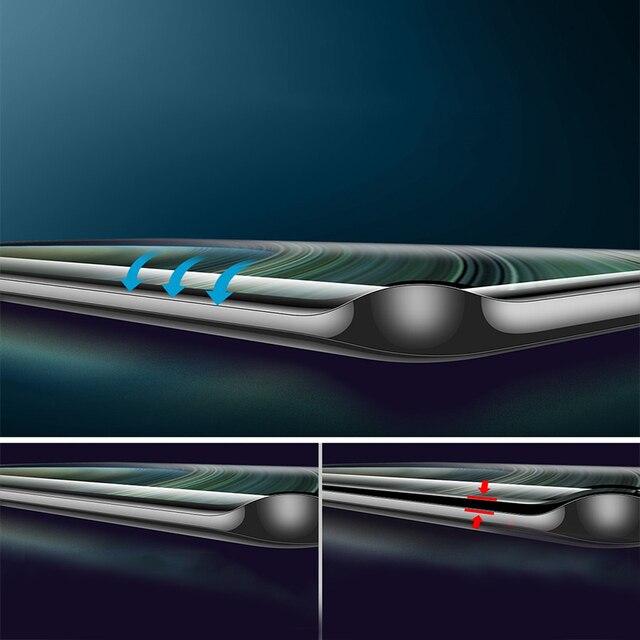Hydrogel Film For XIAOMI POCO X3 NFC Screen Protector For xiaomi pocophone m3 pro Back Film poco F3 Camera Phone Protective Film 4