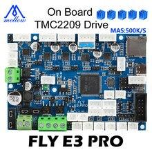 Mellow sombrio certificação fly rrf e3 pro v1.0 wifi 32bit placa de controle tmc2209 3d peças impressora atualização ender 3/5 pro duet2