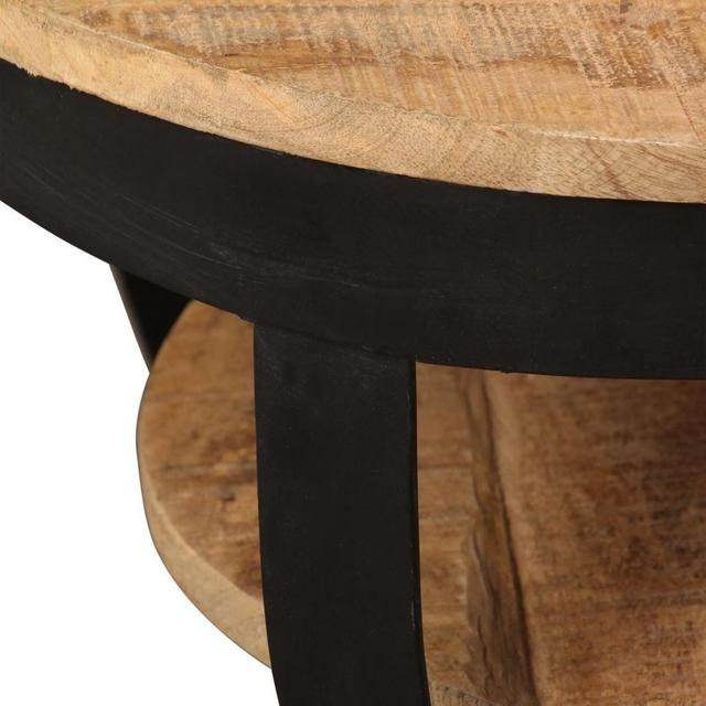 Industrial Coffee Side Table  5