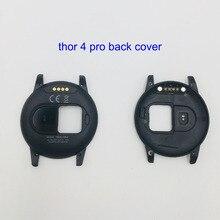 Original zeblaze thor 4 dual plasic back cover thor 4 pro smartwatch smart watch clock spare backcover case belt strap