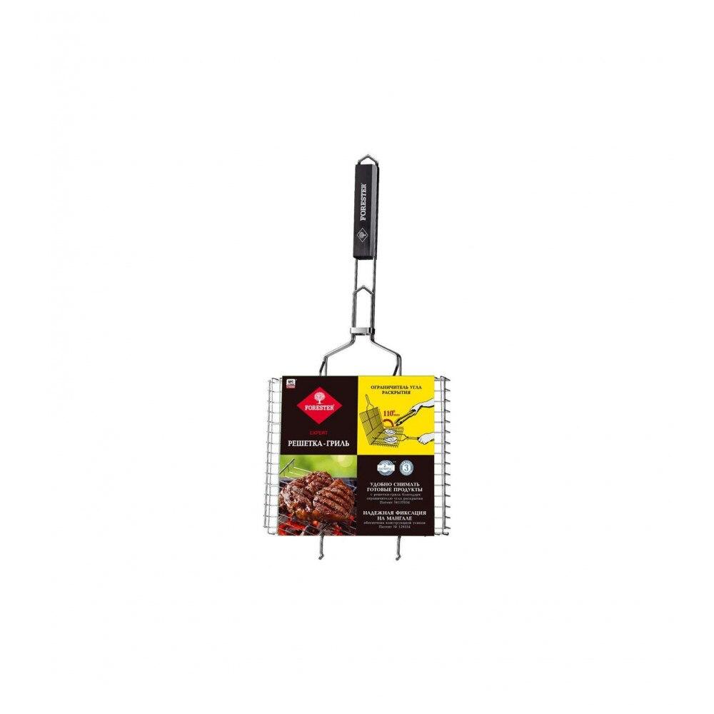 Решетка гриль Forester BQ N01, 26x35 см Гриль-барбекю      АлиЭкспресс