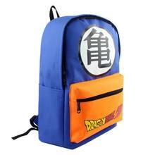 Dragon Ball Z Teenagers Backpacks School Bag  Backpack Men Boys Travel packs Mochila Bolsas Escolar