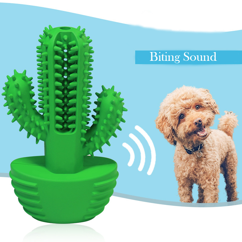 Dog Toys Interactive Rubber Pet Toys Chew Bite Cleaning Dog Tooth Brush For Small Puppy Large Dog Accessories Supplier Dropship 7