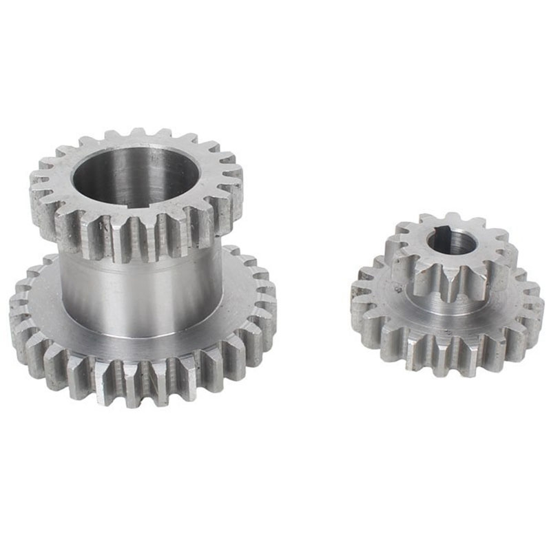 Metalowe koła zębate Mini tokarka biegów maszyna do cięcia metalu sprzęt 18 sztuk/zestaw CJ0618