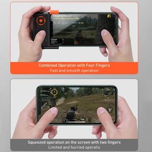 Image 3 - Baseus PUBG Mobile Gamepad Wireless Joystick Game Controller Bluetooth Joystick For IOS Android Mobile Phone Game Pad GAMO