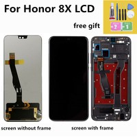 6.5 for Huawei Honor 8X LCD Display Touch Screen Digitizer Assembly LCD Display TouchScreen for Honor 8X Repair Parts