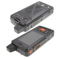 מכשיר הקשר Anysecu רשת 4G רדיו P3 4000mAh אנדרואיד 6.0 טלפון חכם POC רדיו LTE / WCDMA / GSM מכשיר הקשר עבודה עם ריאל-PTT Zello (4)