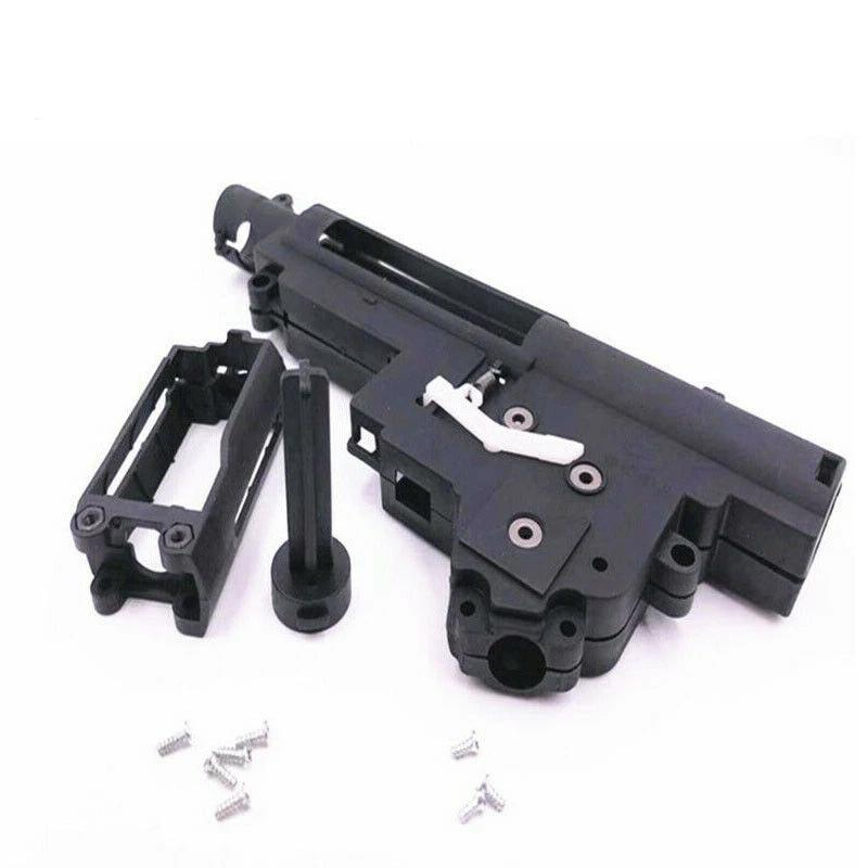 Zhenduo jinming gen8 m4a1 náilon caixa de velocidades escudo componente brinquedo arma acessórios frete grátis