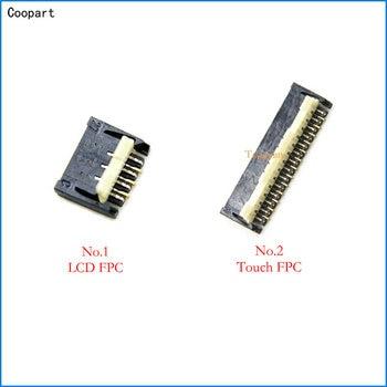 ¡Novedad! Pantalla LCD cooart/conector táctil FPC, puerto de conexión en placa madre para ASUS zenfone2 ZF2 ZE500KL Z00ED zenfone 2 de alta calidad