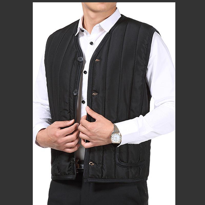 Clothing Carbon Fiber Ski Vest Plush Vest Black 2019 Body Warmer Warm Vest Hot Thermal USB Coat Winter