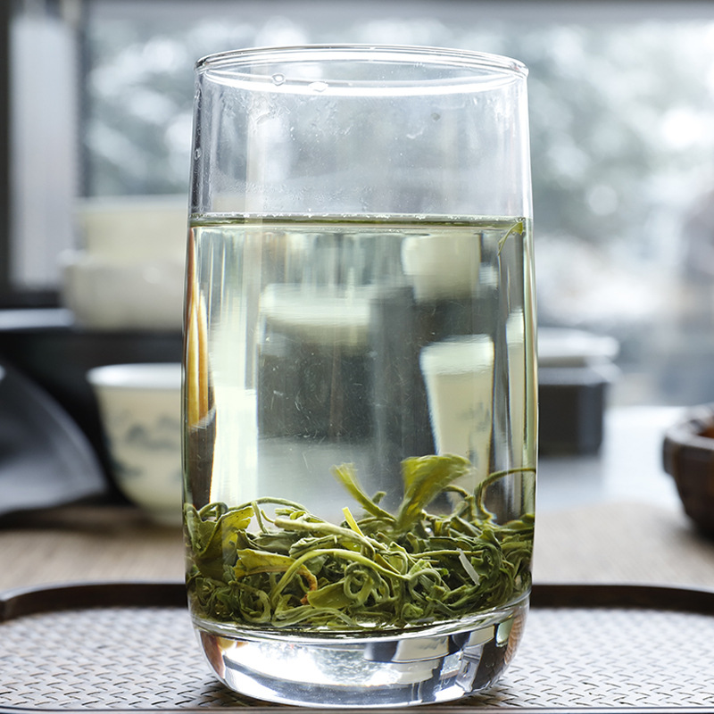 2020 China High Mountains Yunwu Green Tea Real Organic New Early Spring Tea For Weight Loss Health Care