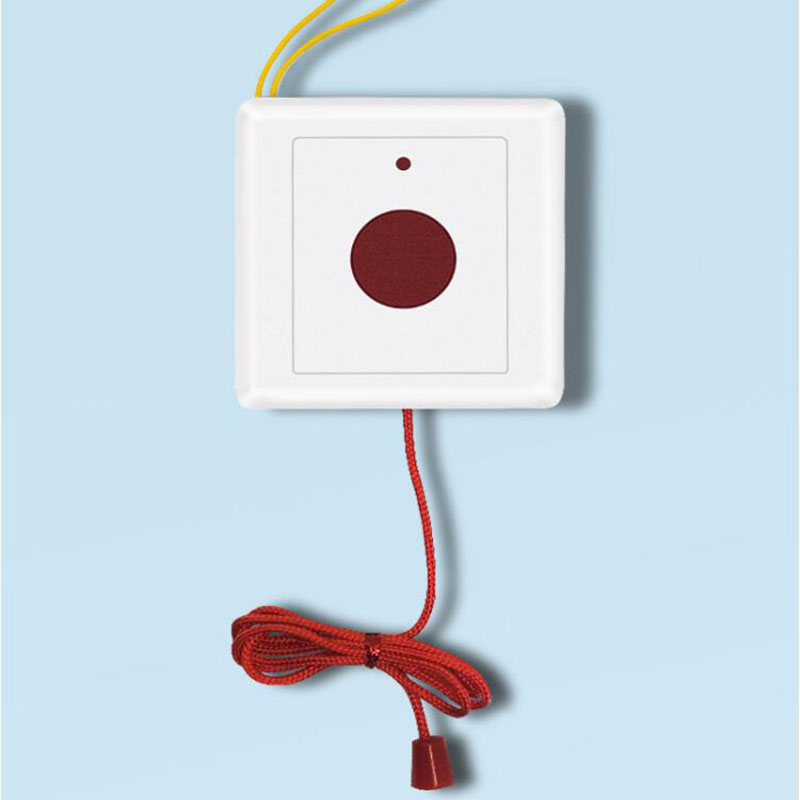 Alarm switch CALL/ SOS Pull-Rope Emergency Button Call alarm hand touch button