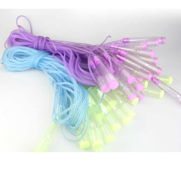 Students Jump Rope Plastic To Jump Rope Rubber Jump Rope Family Fitness Jump Rope School Standard Jump Rope