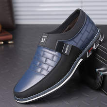 Mens Loafers Moccasins Driving-Shoes Casual-Shoes Brand Slip On Breathable 38-46 Plus-Size