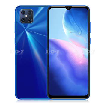 phones XGODY A72 Cell Phones  3G 6.6 Inch Smartphone Android 6.0 Full Screen 1GB 8GB Quad Core Dual 5MP Camera Face ID Mobile Phones