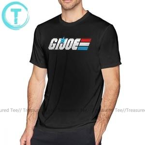 Gi Joe T Shirt Gi Joe T-Shirt Fun Short Sleeve Tee Shirt Print Men Streetwear XXX 100 Percent Cotton Tshirt(China)