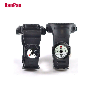 KANPAS Watchband Wristband. compass / bag strap hiking compass / outdoor accessory compass/hunting compass 5