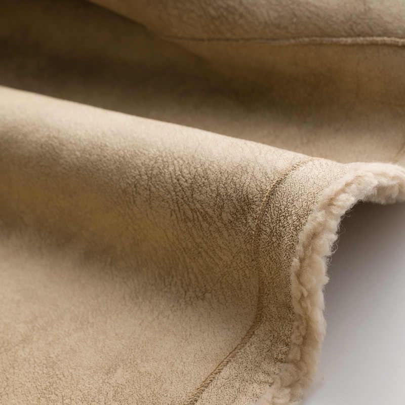 Bộ Lông Nữ Thật Thời Trang Cừu Ấm Áp Cắt Lông Xù Áo Khoác Nữ Quần Áo 2020 Hàn Quốc Dày Thanh Lịch Len Nữ Phù Hợp Với Áo Khoác 2909