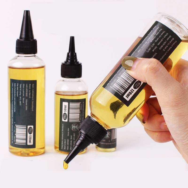Newest Mechanical Lubricating Oil Fan Door Lock Bearing Chain Sewing Machine Butter Vial Household Anti-rust Lubricant