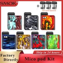 Electronic cigarette SMOK Mico pod vape kit 700mAh battery mod & MTL vaping 1.7ml system