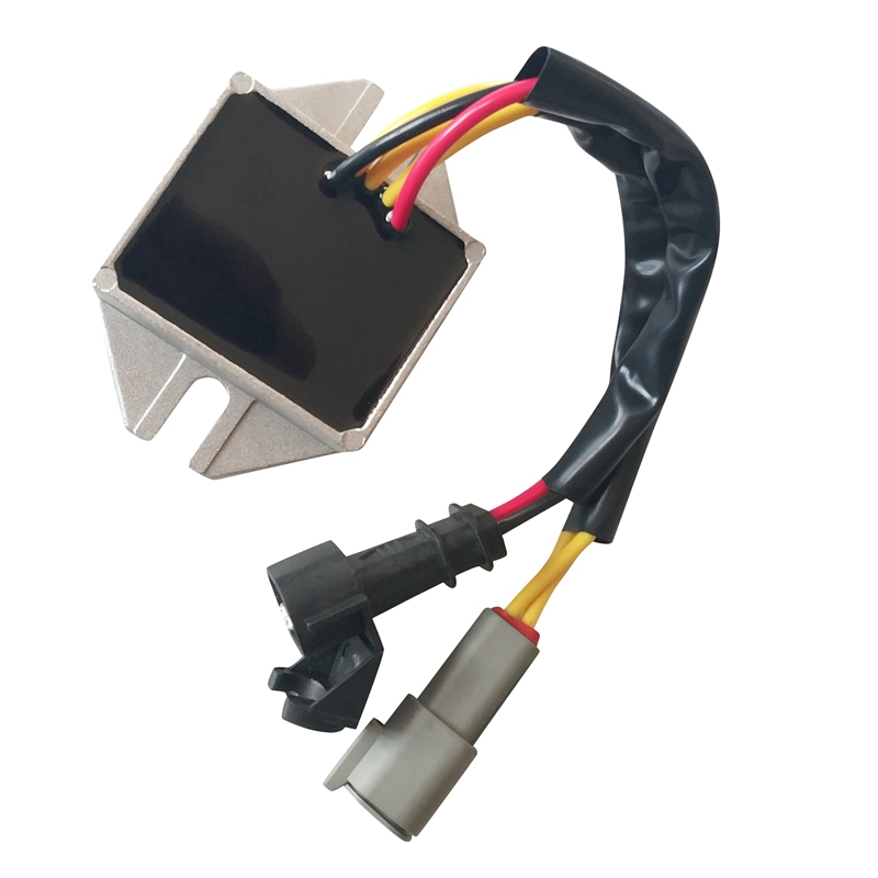 Mosfet Voltage Regulator Rectifier For <font><b>Buell</b></font> <font><b>1125</b></font> CR R 2008 2009 2010 Y0302.1AM image