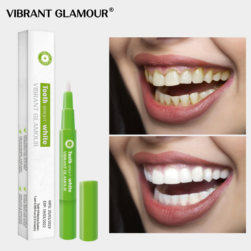 Whitening-Pen Remove Tooth-Gel Dental-Tools Stains Oral-Hygiene Plaque Teeth VIBRANT