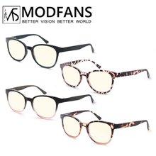 Modfans очки для чтения синий светильник блокировка компьютера