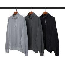 100% algodão Homens Hoodies Moletons Q03316