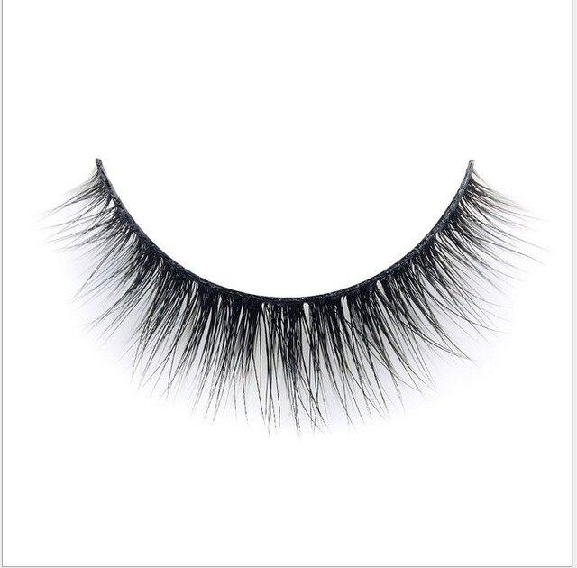 5 Pairs 3D Faux Mink Hair False Eyelashes Natural Long Eye Lashes Wispy Makeup Beauty Extension Tools 4