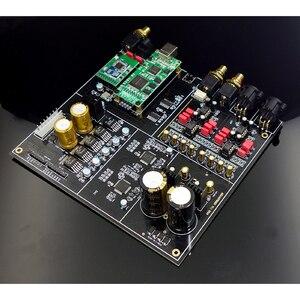 Image 3 - Dual AK4497EQ DAC AK4118 DAC decoder CSR8675 Bluetooth 5.0 support APTX HD DSD Coaxial fiber Input T0656