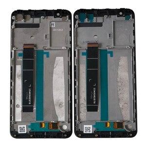"""Image 2 - Ban Đầu Năm 5.7 """"M & Sen Dành Cho Asus Zenfone Max Plus M1 ZB570TL X018DC Màn Hình LCD + Bảng Điều Khiển Cảm Ứng bộ Số Hóa Có Khung ZB570TL Màn Hình LCD"""