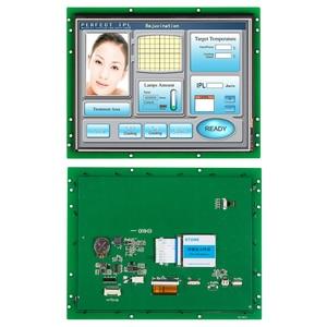 """Программируемый сенсорный контроллер 10,1 """"ЖК-дисплей Панель Работает с любым микроконтроллером 100 шт"""