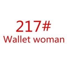 217# Wallet Women Wallet multicolor designer purse classic Fashion Single Zipper Coin Purse Card Holder Women Long  Wallet