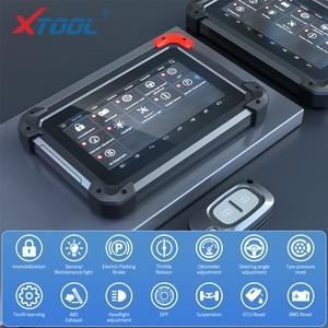 Image 2 - Диагностический инструмент XTOOL EZ400pro OBD2, сканер, автомобильный считыватель кодов, тестер, ключевой программатор ABS, подушка безопасности, SAS, EPB, DPF, масловые функции