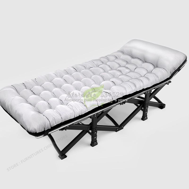 38%, 75 см, складная кровать, одиночная, для дома, для взрослых, полдень отдыха, Сиеста, шезлонг, офисный, простой и легкий, более функциональный, ...
