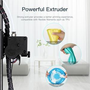 Image 5 - Anycubic I3 Mega Serie Mega X 3D Printer 300*300*305Mm Grote Plus Afdrukken Size Modulaire ontwerp Ultrabase Platform 3D Impressora