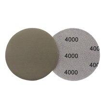 25pcs 2 Inch Hook And Loop Sandpaper 1000 2000 3000 4000 5000 Grit Sanding Discs Disk Sand Sheets Grit Sanding Disc Polish