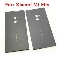 Gốm Pin Cửa Nắp Lưng Vỏ Ốp Lưng Cho Xiaomi Mi Mix Pin